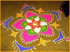 Diwali Rangoli - Here is a fabulous array of Diwali Rangoli, rangoli for diwali! Get inspired from these traditional yet extremely artistic Rangoli Designs for Diwali Festival. Diwali Rangoli Photos, Rangoli Designs Diwali, Rangoli Designs Images, Diwali Pictures, Diwali Images, Kolam Rangoli, Mehndi Designs, Art Designs, Diwali For Kids