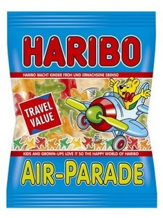Haribo Air-Parade Gummy Candy