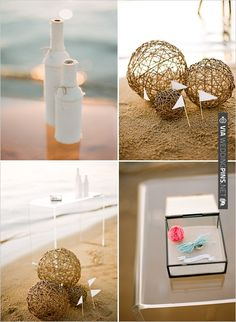 Intimate Beach Wedding Ideas | CHECK OUT MORE IDEAS AT WEDDINGPINS.NET | #weddings #weddinginspiration #inspirational