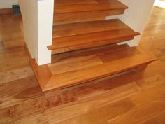 http://www.flooringmylife.com You can also get stair noses for any hardwood on the site!
