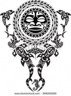 maori tattoo designs for men Maori Tattoos, Maori Tattoo Frau, Filipino Tattoos, Samoan Tattoo, Leg Tattoos, Tribal Tattoos, Sleeve Tattoos, Tattoos For Guys, Borneo Tattoos