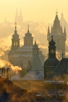 Travel Inspiration for the Czech Republic - Prague, Czech Republic