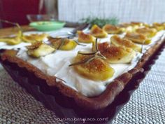 Cucina per Gioco : Re-Cake 11: Rosemary Fig Tarte