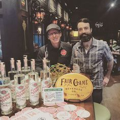 distiller Fair Game introduces sweet and smoky Tobago pepper vodka Fair Games, Craft Beer, Brewery, Vodka Bottle, Wines, Beverages, Stuffed Peppers, Sweet, Spaces