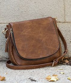 1b04c8900f25 Urban Expressions Crossbody Purse - Women s Accessories in Brown