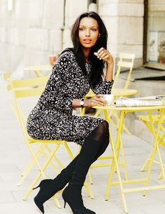 I've+spotted+this+@BodenClothing+Thea+Dress+