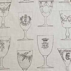 Hertex Fabrics - Valley of the vines Hertex Fabrics, Vines, Decor, Decoration, Arbors, Decorating, Grape Vines, Deco