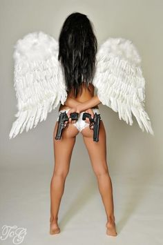 sexy angel #sexy #angel #lesbian #bisexual #girlongirl #femme