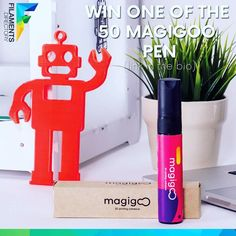 Do not read if you like warping. 50 pens from @magigooo to win! #3dprinting Link in the bio