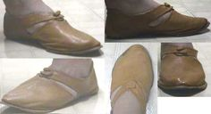 Making a more accurate 15th Century style shoe
