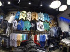 logistics for clothing by @gangoficial - 06 Jan 15 - Reinauguração da filial de Rio Grande - RS, Brasil // #retail // photo by @renancaumo
