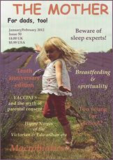 The Mother Magazine  International natural parenting magazine -  Fertility awareness, conscious conception, peaceful pregnancy, sacred birth, full term breastfeeding, natural immunity and attachment parenting