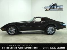 Welcome to Gateway Classic Cars. We are the largest Classic and Exotic Car Sales Company in the world specializing in classic, collector, antique, exotic and race cars in our complete indoor showroom. 1977 Corvette, Chevrolet Corvette, Chevy, Dragon Ball Gt, Corvettes, Car Ins, Exotic Cars, Muscle Cars, Cars For Sale