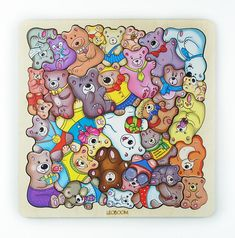 Quiet Games ready to ship Christmas Learning Toys Soft Toys Gingerbread Man Felt Educational Puzzle sensory toy Jig Saw Puzzle
