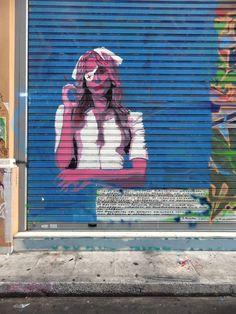 Nurse Elle | 2016, Athens, Psirri, Greece