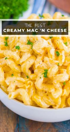 Stovetop Mac And Cheese, Creamy Macaroni And Cheese, Macaroni Cheese Recipes, Mac And Cheese Homemade, Cheesy Recipes, Pasta Recipes, Stuffing Casserole, Side Dishes Easy, Easy Dinner Recipes