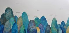 the moutains are coming! Tina Siuda, find her at ó! galeria, Porto