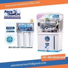 Searching for one of the trustworthy Kent RO Suppliers in Gurgaon / Gurugram, Haryana? Keep the name of ASL Enterprises in your mind. We have been in the niche for years now and promise to bring you the best that can benefit your health and process. 📲: +91- 9818406309 🌐: www.aslrowaterpurifier.com 📧: aslenterprises35@gmail.com #KentRO #ROWaterPurifier #KentROSuppliers #KentGrandPlus #purifier #StayHealthy #KaroHealthyShuruwaat #DrinkingWater #ASLEnterprises Kent Ro Water Purifier, Reverse Osmosis Water, Save Water, Drinking Water, How To Stay Healthy, Technology, Doctors, Searching, Benefit