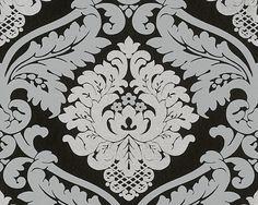 Ein Hauch Barock von A.S. Création  #BlingBlingTapete #Glitzertapete #Ornamente #GlamourTapete #Gewinnspiel #ascréation Tapete 313942