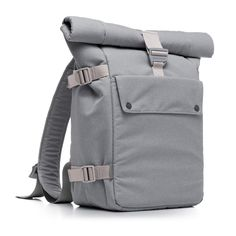 Image of COMMUTER BACKPACK - Grey Backpack_By Bluelounge