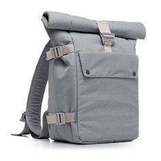 Bluelounge Grey Commuter Backpack