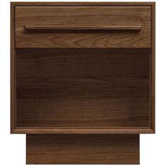 Copeland Furniture Moduluxe 1 Drawer Dresser