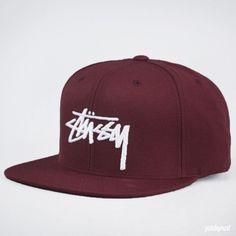 Stussy snapback. 299,-