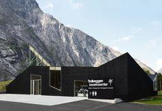 Norway's TrollVeggen Restaurant - Buildipedia