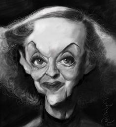 Betty Davis by The Art Blog of Durandujar