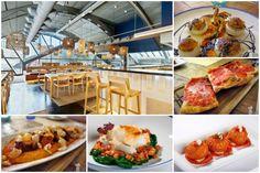 La cocina más surfera en el restaurante Caballa Canalla de Barcelona http://blgs.co/e64TY5