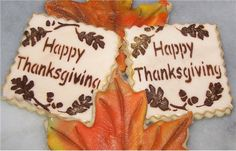 This is a set of two Thanksgiving themed cookie stencil designs. Each design measures approximately and fits a round cookie. The stencils are made of durable 10 mil food grade plastic for high-quality, professional, repeat use. Chocolate Angel, Halloween Stencils, Thanksgiving Cakes, Angel Cake, Stencil Designs, Baking Sheet, Food Grade, Quick Easy Meals, Lemon