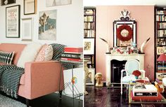 This designer knows the power of the color pink!