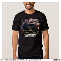 2014 Silverado 1500 Crew Cab LT 4x4 T-Shirt