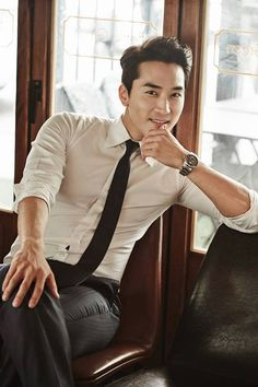 Song seung heon. How could you feel nothing after seeing this?