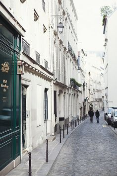Saint Germain, Paris, France, by Carin Olsson,