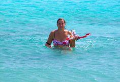 Snorkelen (Curaçao, 2009)