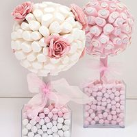 Marshmallow bouquet any one?   Shop. Rent. Consign. Gently used designer…