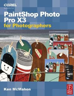 PaintShop Photo Pro X3 for Photographers. Click and read. UConn NetID required.