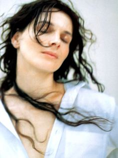 Juliette Binoche  as Ysabeau, in A Discovery Of Witches...Lovely and French too,  OUI, OUI, OUI, OUI,........