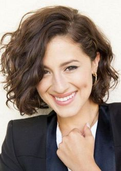 Adorable Curly Hairstyles For Short Hair | Hair Style Arts