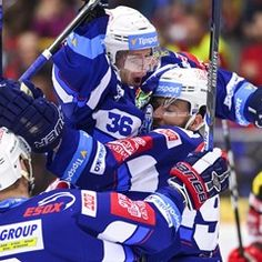 Semifinal Ice Hockey Playoff - 5th match: Mountfield Hradec Kralove vs HC Kometa Brno