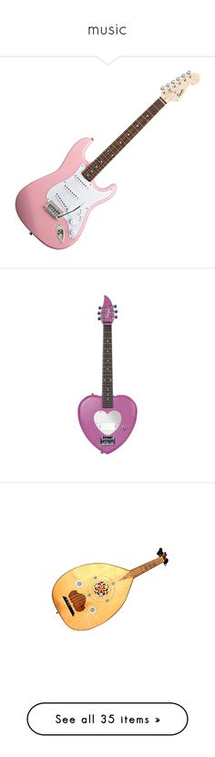 """""""music"""" by xxxblackrainbowxxx ❤ liked on Polyvore featuring music, fillers, instruments, guitars, accessories, phrase, quotes, saying, text and guitar"""