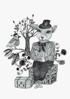Les il·lustracions de Jennie Ekström