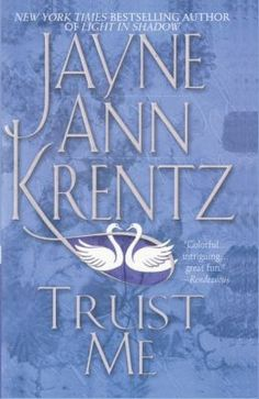 Trust Me by Jayne Ann Krentz | A caterer who falls for her client