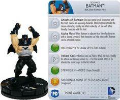 Batman #051 Streets of Gotham DC Heroclix - Streets of Gotham - HeroClix - Miniatures