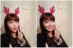 Girls' Generation's Sooyoung asks fans to support their charity auction in the spirit of Christmas