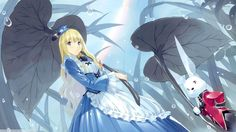 Alice - Alice In Wonderland HD wallpaper