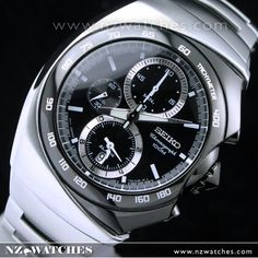 Seiko men watches