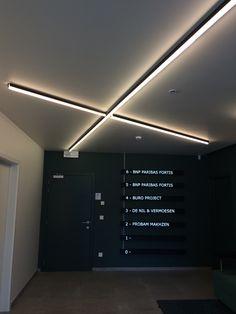 CANDYBAR DARK - LINE - design - architecturallighting #DARK project Aalst BE