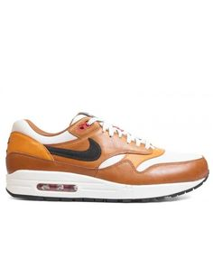 new concept 6f6e6 aec2b Air Max 1 Escape Qs Light Bone, Black Pine-Al Brown 718302-002